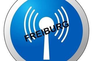 Kostenloses WLAN in Freiburg