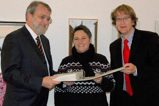 3000 Unterschriften gegen Naturbad