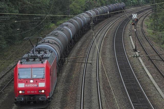 Rheintalbahn: Land unterstützt alle Forderungen Südbadens