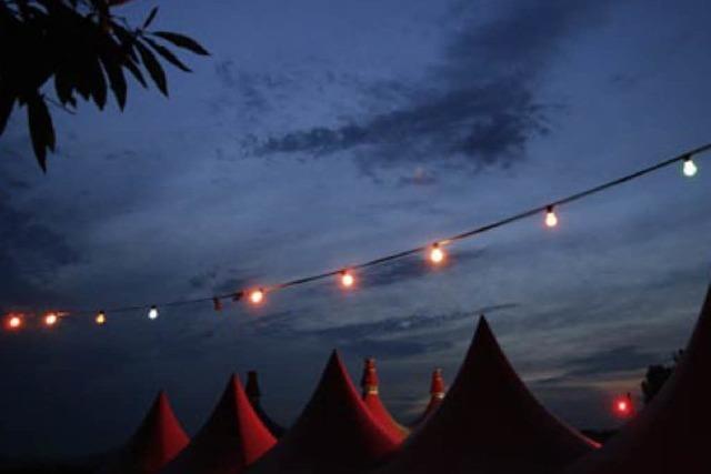 Das Programm des Zelt-Musik-Festivals