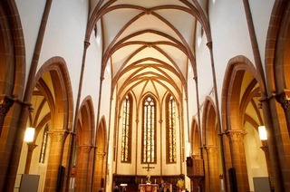 750 Jahre Stiftskirche und Spital Lahr