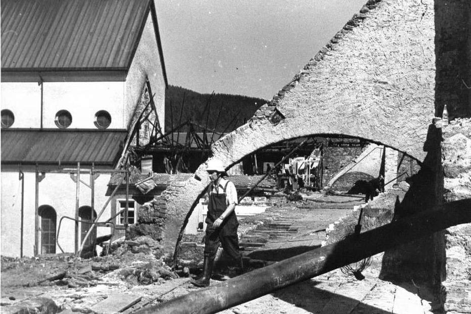 Chronologie: 75 Jahre Kolleg St. Blasien - Badische Zeitung TICKET