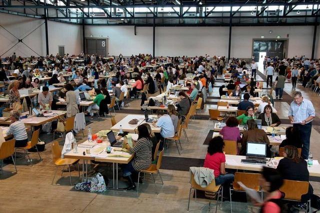 Kommunalwahl Freiburg: Zwei Dutzend Stimmzettel revidiert