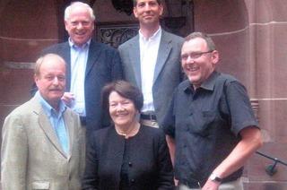 Kageneck bleibt CDU-Fraktionschef