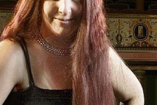 Anne Czichowsky ist Resident Artist des Festivals
