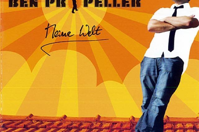 REGIO-CD: POP: Die Welt ist bunt