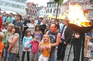 Mittelalterliches Stadtfest