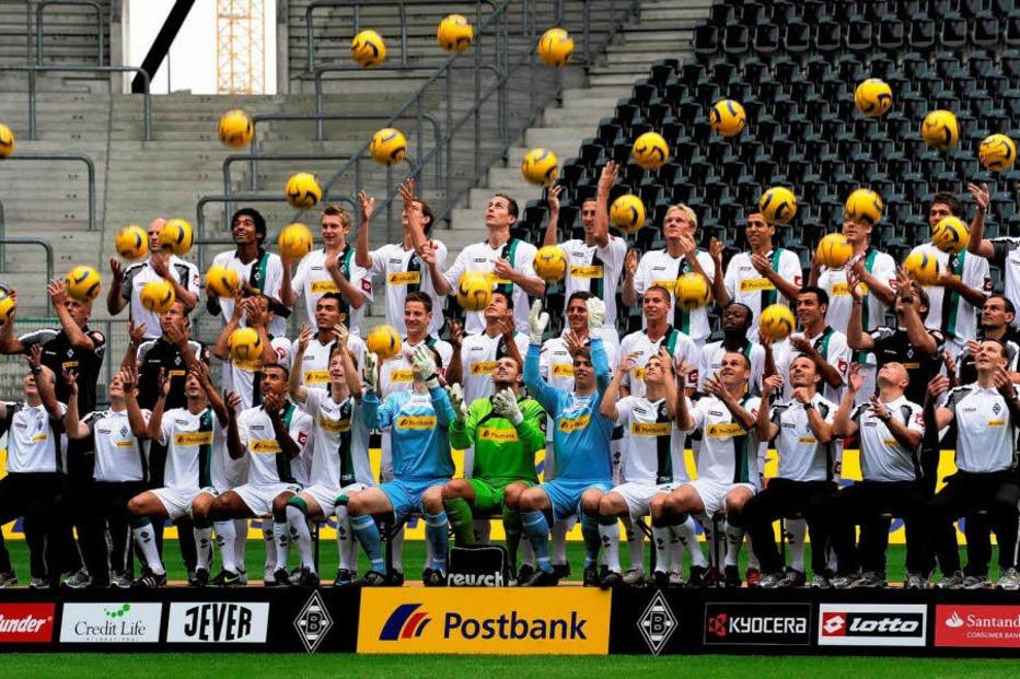 Woher kommen die Spieler von Borussia Mönchengladbach? - Badische Zeitung TICKET