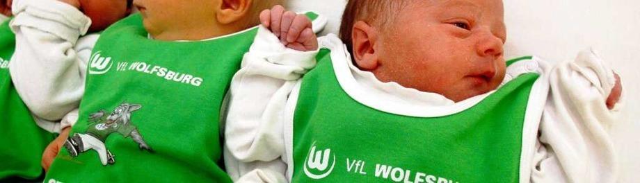 Kennen Sie die Geburtsorte der Bundesliga-Kicker?