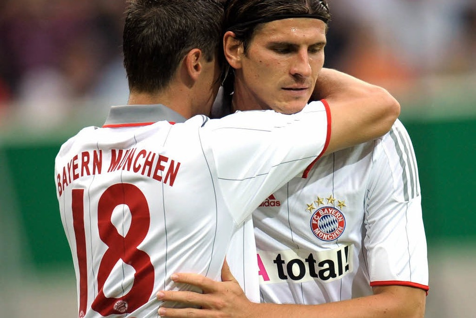 Woher kommen die Spieler von Bayern München? - Badische Zeitung TICKET