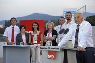 Wie war's bei … Frank-Walter Steinmeier in Freiburg?