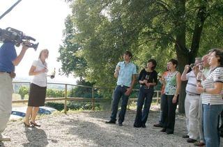 Isabell Kindle möchte Deutsche Weinkönigin werden