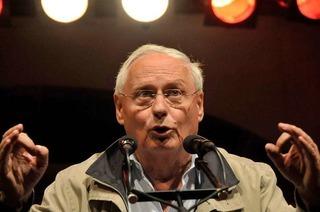 Wie war's bei … Oskar Lafontaine in Freiburg?