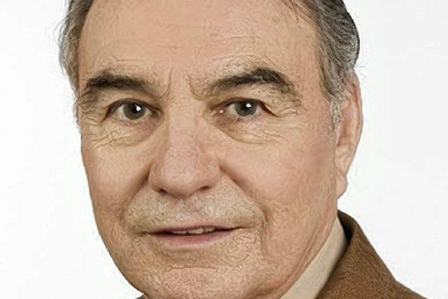 Horst Bergamelli (SPD): Ein echter Westmann