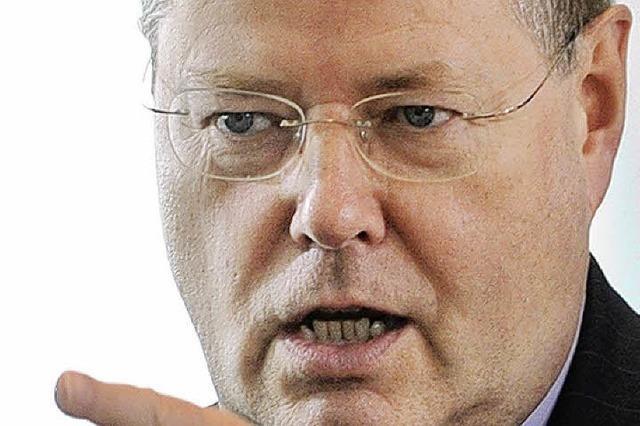 Steinbrück, der Wahlkampfschreck