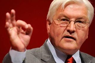 """Steinmeier: """"Frau Merkel hat alles nur abgenickt"""""""