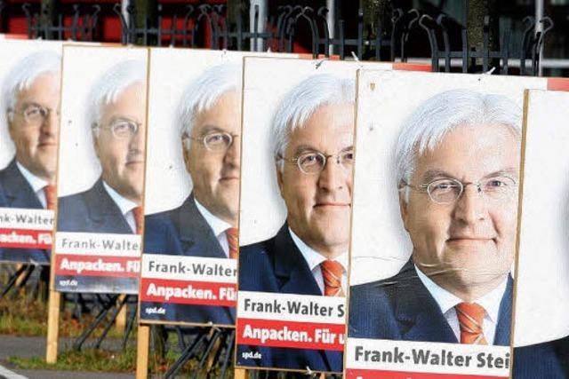 Frank-Walter Steinmeier: Der nette Mann aus Brakelsiek