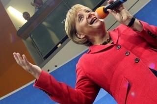 Starke FDP f�hrt Schwarz-Gelb zum Wahlsieg