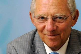 Offenburg: Sch�uble und dann lange nichts