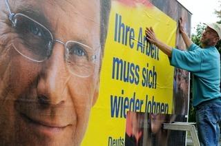 Wahlergebnisse aus S�dbaden: Die FDP ist der gro�e Gewinner