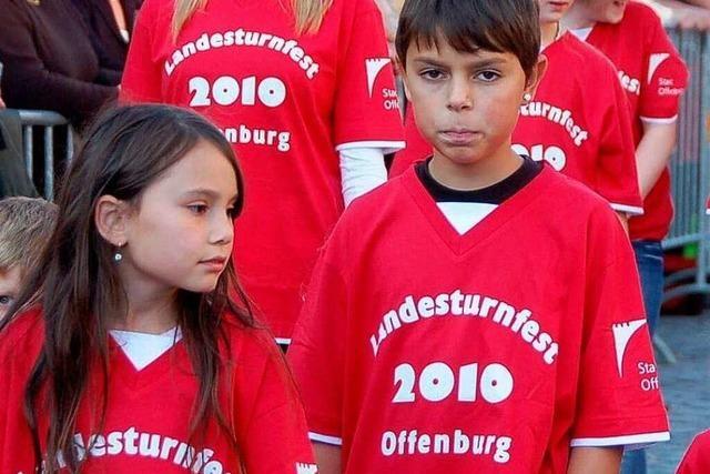 50 000 Turner werden 2010 in Offenburg erwartet