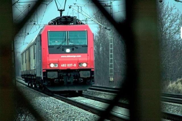 Rheintalstrecke: Bahn legt Pläne für Freiburger Abschnitt offen
