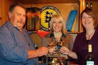 Breisgauer Wein wirbt mit der Prinzessin