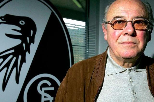 Achim Stocker: Die Vaterfigur des SC Freiburg ist tot
