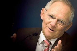 """Schäuble zur deutschen Einheit: """"Ein ganz eigenartiger Wandel"""""""