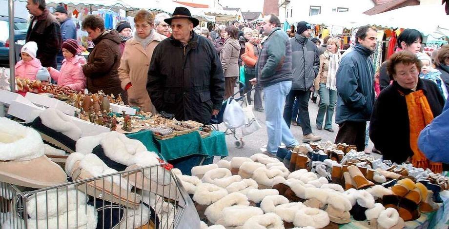 Katharinenmarkt in Seelbach seit 1455