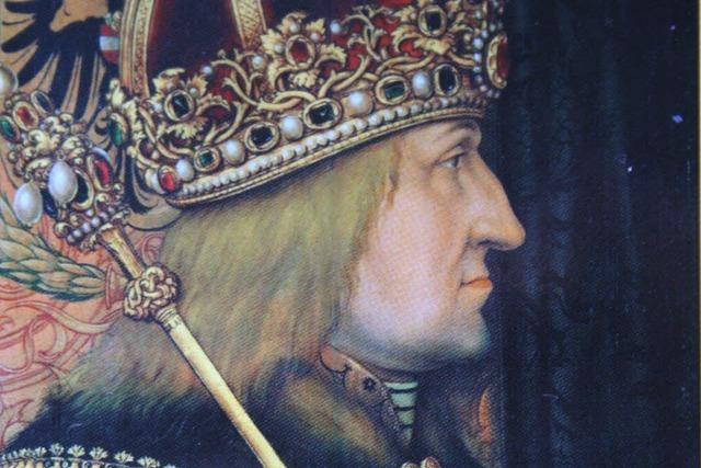 Bittsteller ließ Friedrich III. zunächst einmal lange Zeit warten