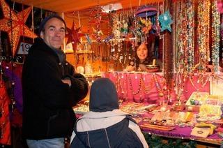 Festliches Flair auf dem Breisacher Weihnachtsmarkt