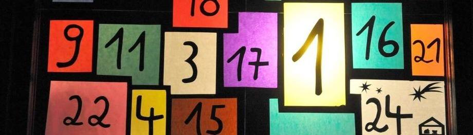 Adventskalender – das besondere Geschenk