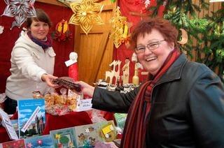 """""""Der Weihnachtsmarkt war wunderbar"""""""