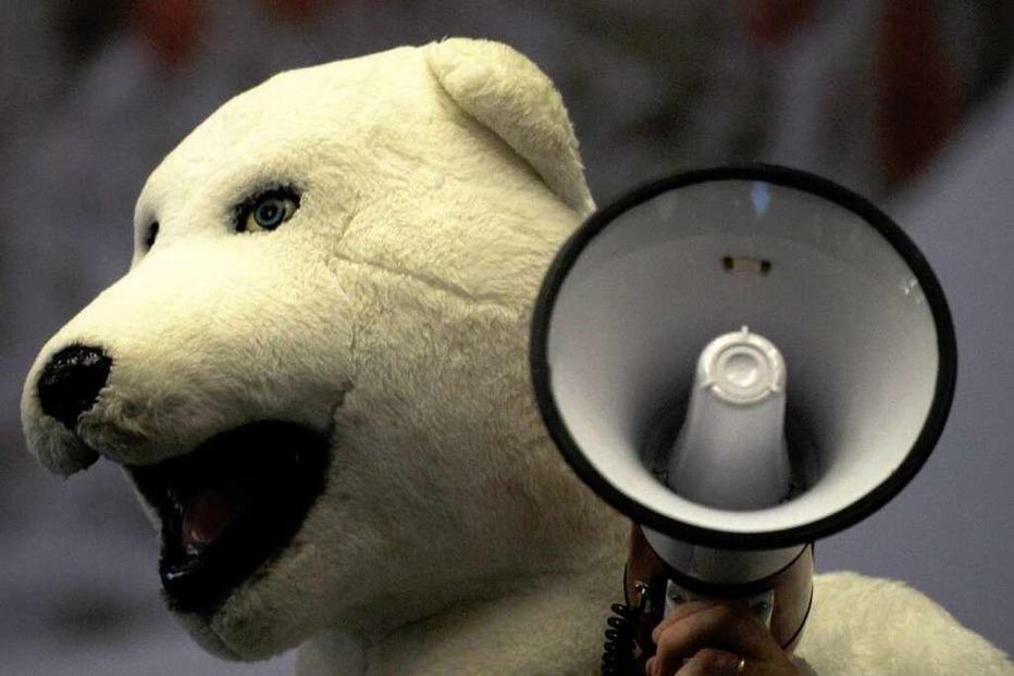 Fotos: Kreativer Protest beim Weltklimagipfel
