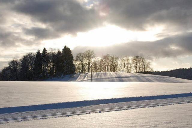 Winterparadies wartet auf Besucher