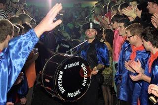 Moore-Bätscher feiern Mega-Party