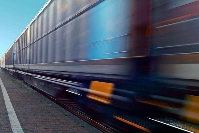 Rheintalstrecke: Die Region ist empört über die Bahn