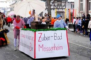 Fasent in Mei�enheim nimmt Fahrt auf