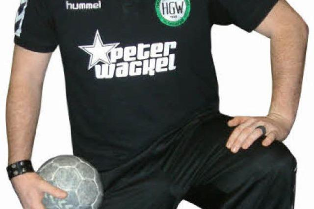 Handballer mit Ecken und Kanten