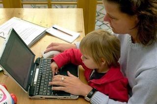 Frauen stecken in S�dbaden im Job zur�ck