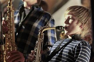 Chöre, Orchester und Bigbands mit Schwung