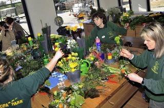 Domizil für Gärtner und Pflanzen