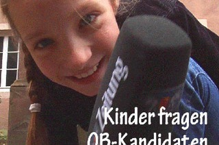 Video: Kinder fragen OB-Kandidaten