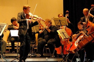 Stradivari-Klänge setzen Glanzpunkte
