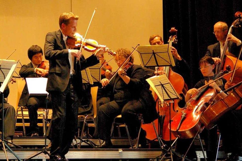 Stradivari-Klänge setzen Glanzpunkte - Badische Zeitung TICKET
