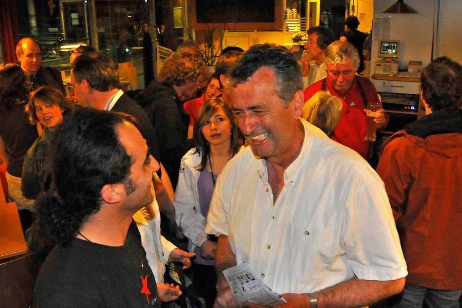 Fotos: Nach der OB-Wahl ist vor der Party