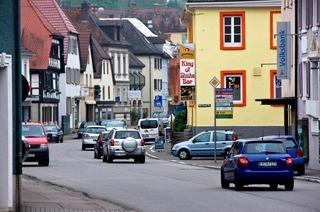 """""""Breite Gehwege und viel Parkraum"""""""