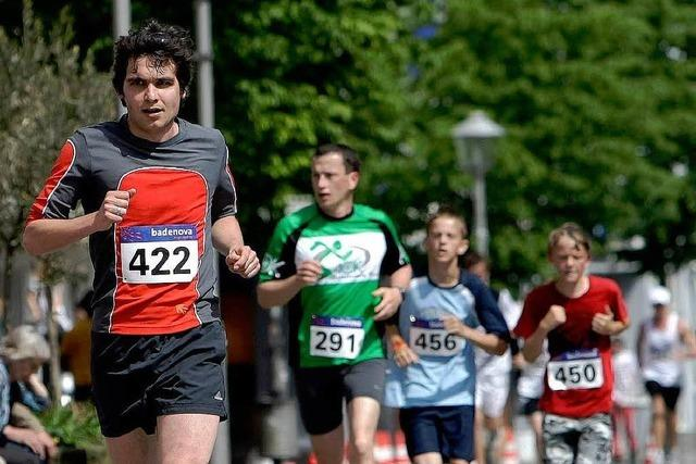 Offenburger Halbmarathon startet schon um 9 Uhr