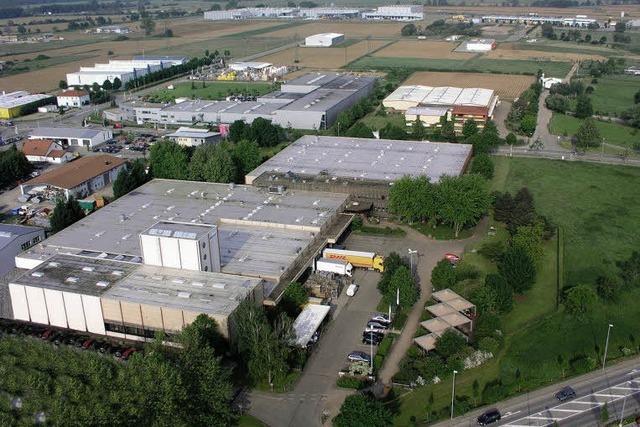 Erst Fabriken, heute Dienstleistung
